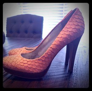 Calvin Klein Summer Heels 8.5